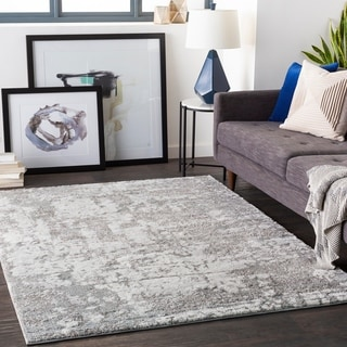 Marghera Plush Abstract Area Rug