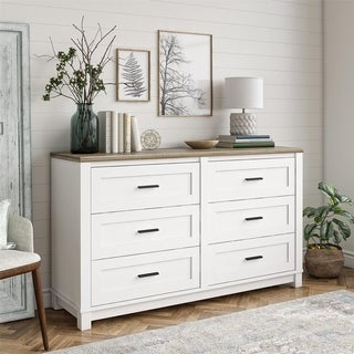 Avenue Greene Westerville 6 Drawer Dresser
