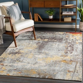 Link to Manette Abstract Area Rug Similar Items in Patterned Rugs