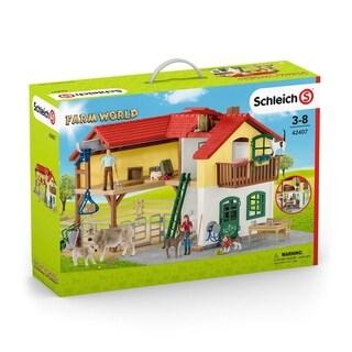 Schleich, Farm World, Large Farm House Toy Playset