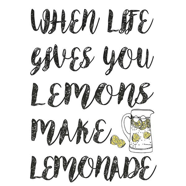 Shop Canvas When Life Gives You Lemons Make Lemonade By Marilu Windvand Overstock 29169405