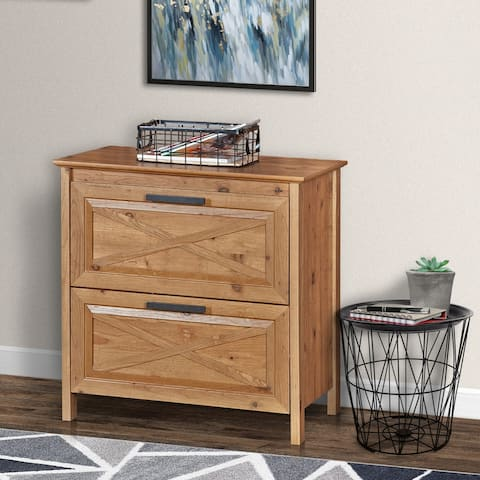Carbon Loft Cuthbertson 2-drawer Lateral File Cabinet