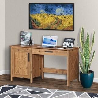 Carbon Loft Cuthbertson 56-inch Wide Writing Desk