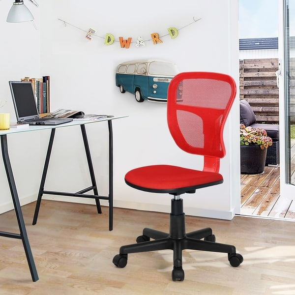 Mid Back Student Computer Desk Chair