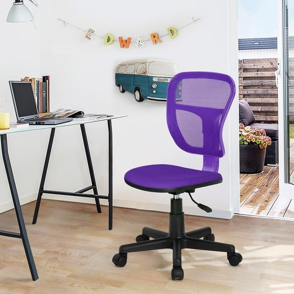 Prime Shop Home Office Swivel Mid Back Student Computer Desk Chair Ncnpc Chair Design For Home Ncnpcorg
