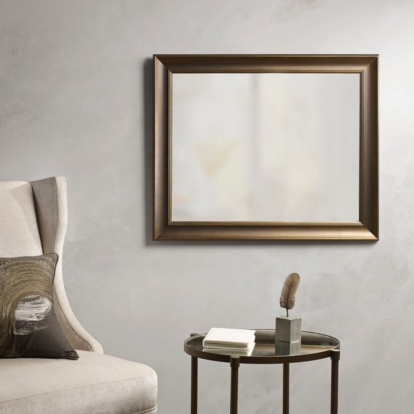 Martha Stewart Jefferson Rectangle Accent Mirror