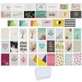 "144-Pack Assorted All Occasion Greeting Cards Set, 48 Designs w/Envelopes, 4""x6"""