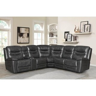 Melville 6-Piece Cushion Back Power^2 Sectional