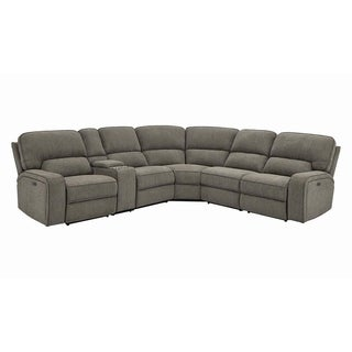 Delmerico 6-Piece Cushion Back Sectional