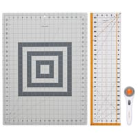 Fiskars Rotary Cutter and Mat Set