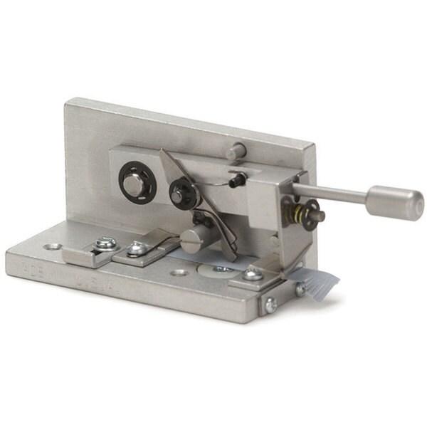 Gray Metal Adjustable Quilling Fringer for Paper Scrapbooking