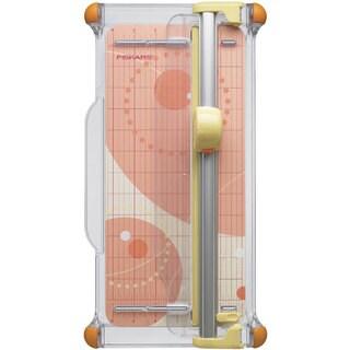 Fiskar 12-inch Portable Rotary Trimmer