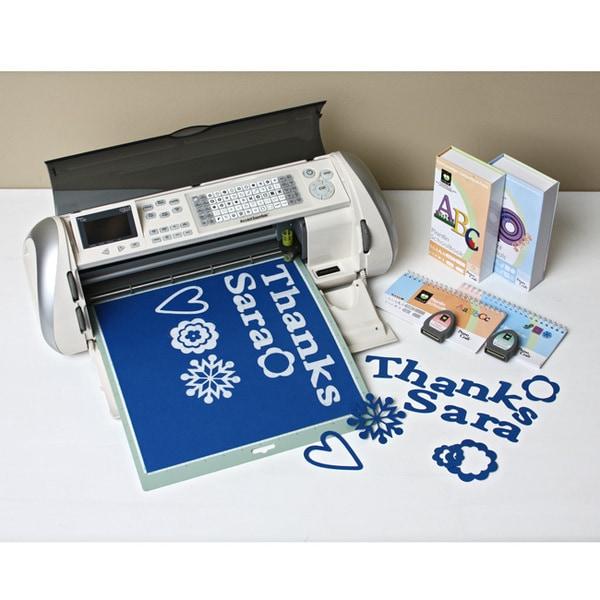 shop cricut expression cutting machine plus 2 cartridges free rh overstock com