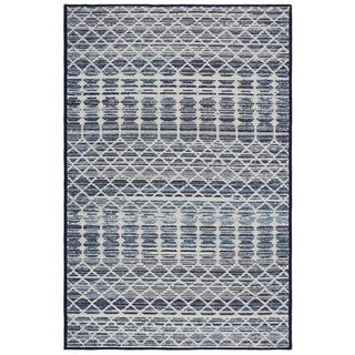 RugSmith Charcoal Norwich Distressed Transitional Area Rug, 3' x 5'