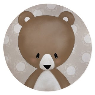 BEAR NEUTRAL Area Rug By Kavka Designs