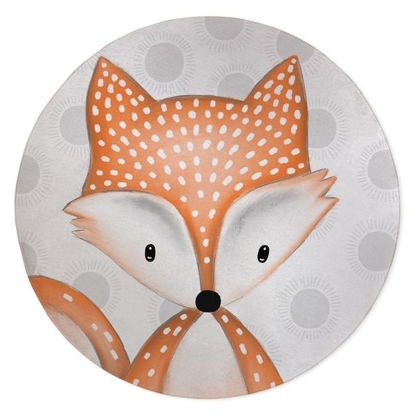FOX WHITE Area Rug By Kavka Designs