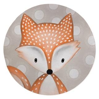 FOX NEUTRAL Area Rug By Kavka Designs