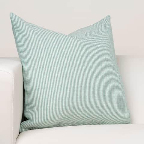 Carson Carrington Salto Seafoam Throw Pillow