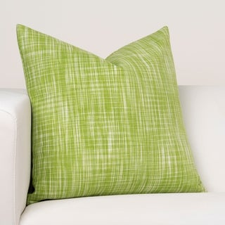 Ernest Hemingway Outrigger Lime Designer Throw Pillow