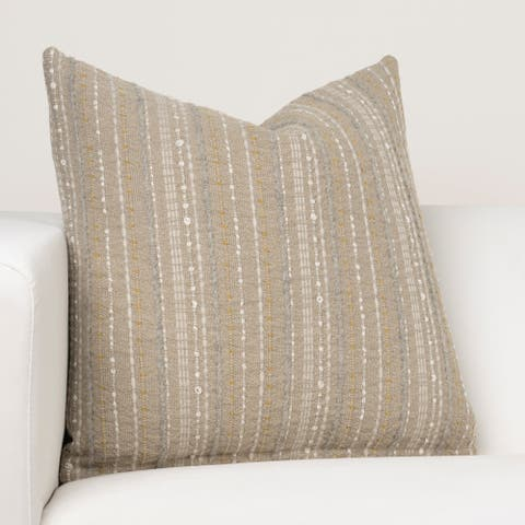 The Curated Nomad Washington Lodge Designer Throw Pillow
