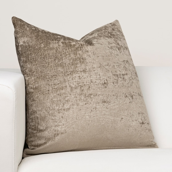 Ernest Hemingway Nile Bronze Designer Throw Pillow. Opens flyout.
