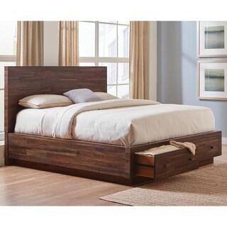 Carbon Loft Marat Varied Coffee 5-piece Bedroom Set
