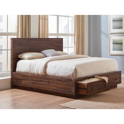 Buy Eastern King Size Rustic Bedroom Sets Sale Online At Overstock