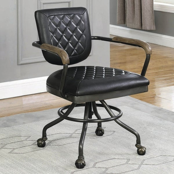 Carbon Loft Padget Adjustable Height Low Back Office Chair