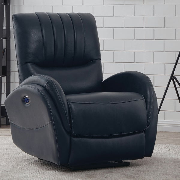 Strick & Bolton Eugent Upholstered Power Recliner