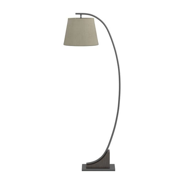 sports shoes 26ea9 69f2d Oatmeal and Orb Floor Lamp