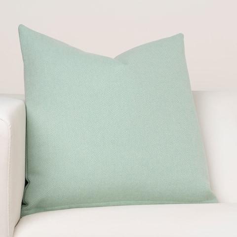 Ernest Hemingway Poolside Designer Throw Pillow