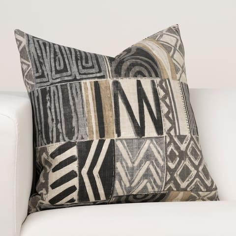 Ernest Hemingway Wakamba Designer Throw Pillow