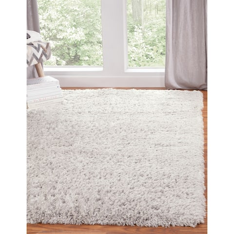 Charles White Shag Area Rug by Greyson Living