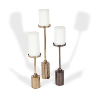 Faidra, S3 Metal Candle Holders