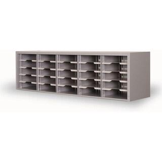 Marvel Tabletop Mail Organizer with Adjustable Shelves