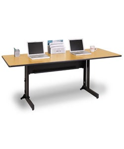 Marvel 72-inch Heavy-Duty Folding Training Table