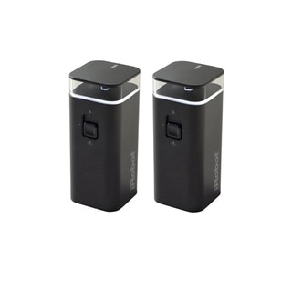 iRobot Authentic Parts Dual Mode Virtual Wall Barrier Compatible with Roomba 500/600/700/800/900 Series (2 Pack)