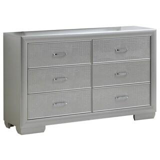 LYKE Home Grace Silver Dresser