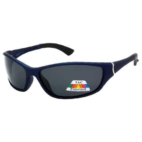 MLC Eyewear Sports Line Light Weight Polarized Lens Biker Shades