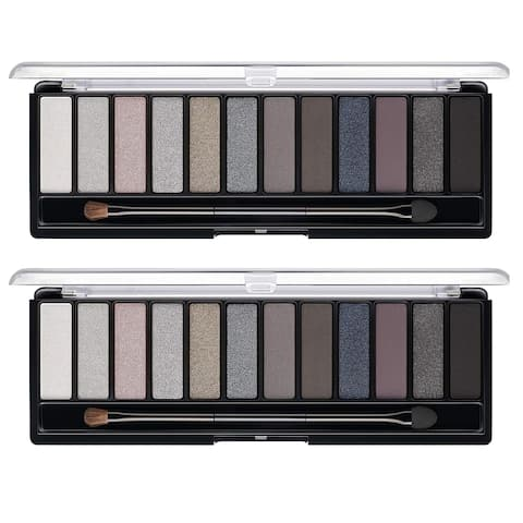 (2 Pack) Rimmel, Magnif'eyes, Eye Palette, Smoke Edition,0.50 Oz