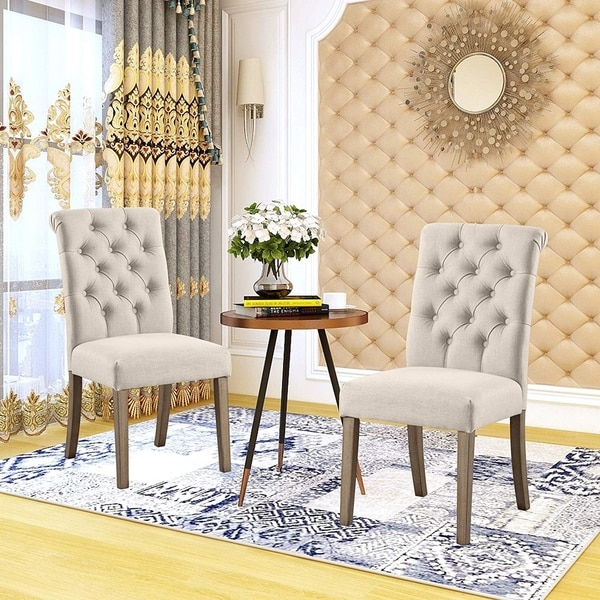 Upholstery Fabric Persons Dining Chairs