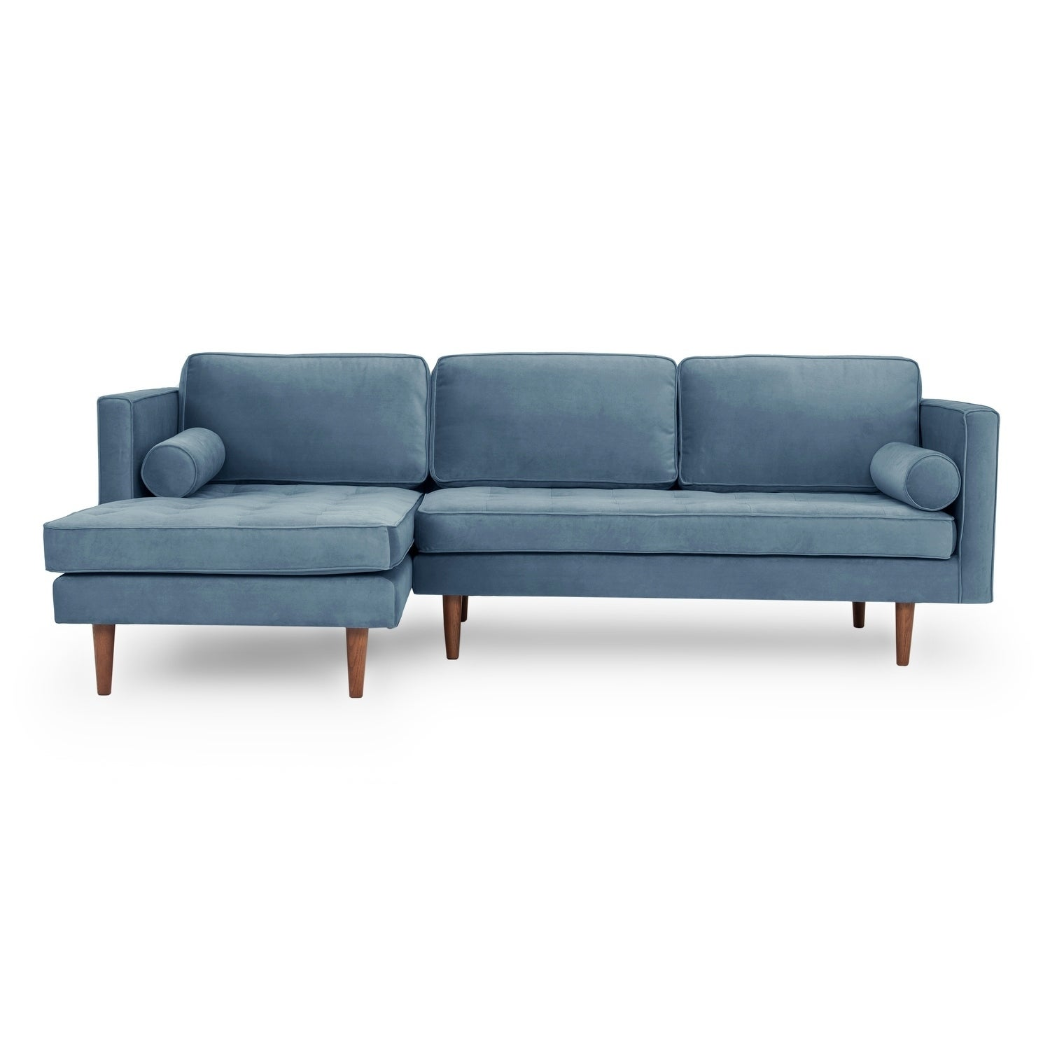 Karl Mid Century Dwell 98 Sofa Sectional Left Width 4 X Depth 61 Height 34 3