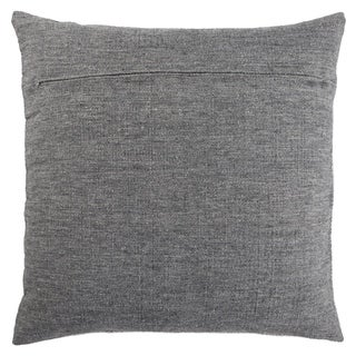 Sidrah Trellis Gray/ White Floor Pillow 32 inch