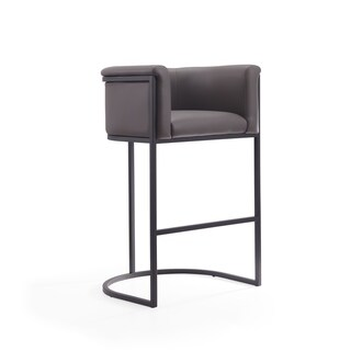 Ceets Contemporary Modern Cosmopolitan Bar Stool (Black)