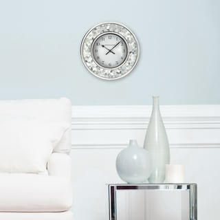 FirsTime & Co.® Arabesque Mosaic Wall Clock