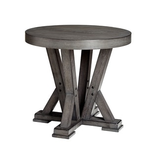 Fiji Round End Table