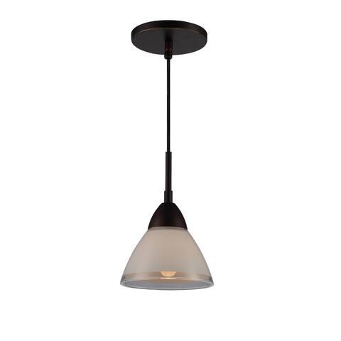 Woodbridge Lighting 13243LE-C60601 Lucia 3-light Pendant Cluster w/ LED