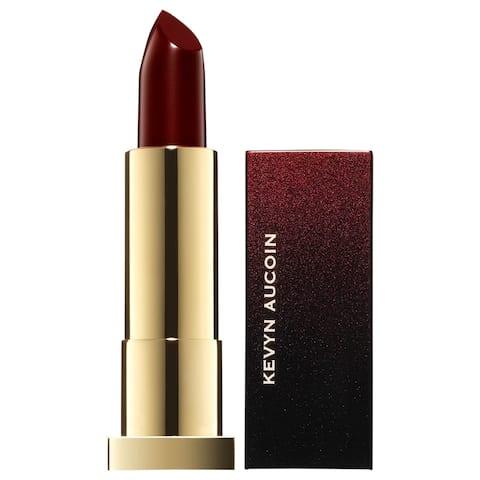 Kevyn Aucoin The Expert Lip Color Black Dahlia Deep Burgundy
