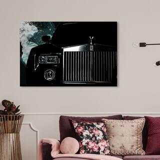 Wynwood Studio 'Rejoice' Transportation Wall Art Canvas Print - Black, Gray