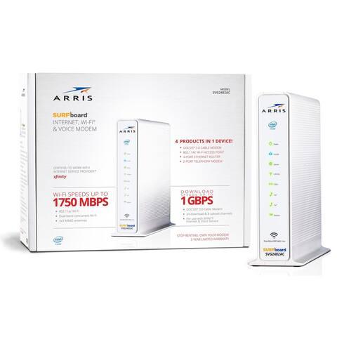 Arris SURFboard SVG2482-AC Wi-Fi Modem-XFINITY
